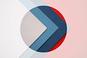 CSSでパネルに立体的な折り目を付ける方法
