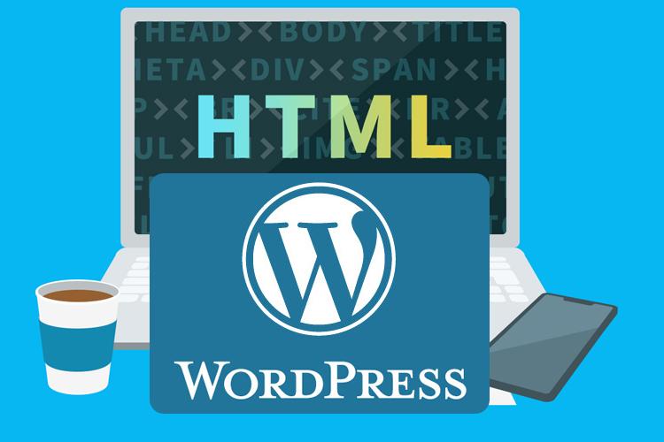 HTMLサイトテンプレートをWordpressテーマ化・変更する方法【基本編】